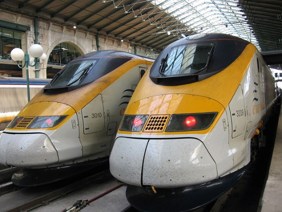 Eurostar: slow to board the social media bandwagon
