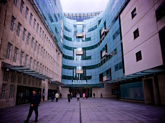New Broadcasting House, London