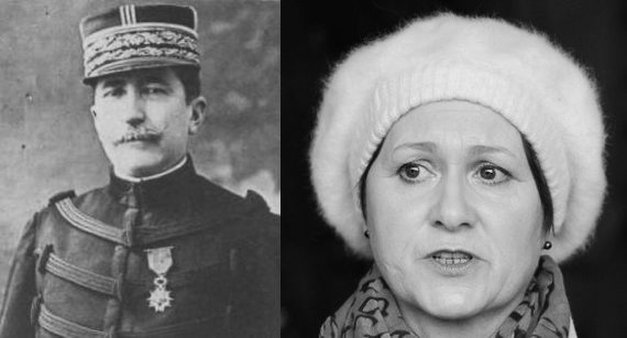 Whistelblowers past and present: George Picquart, French Army, and Julie Bailey, Cure the NHS