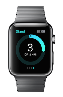 Apple Watch black