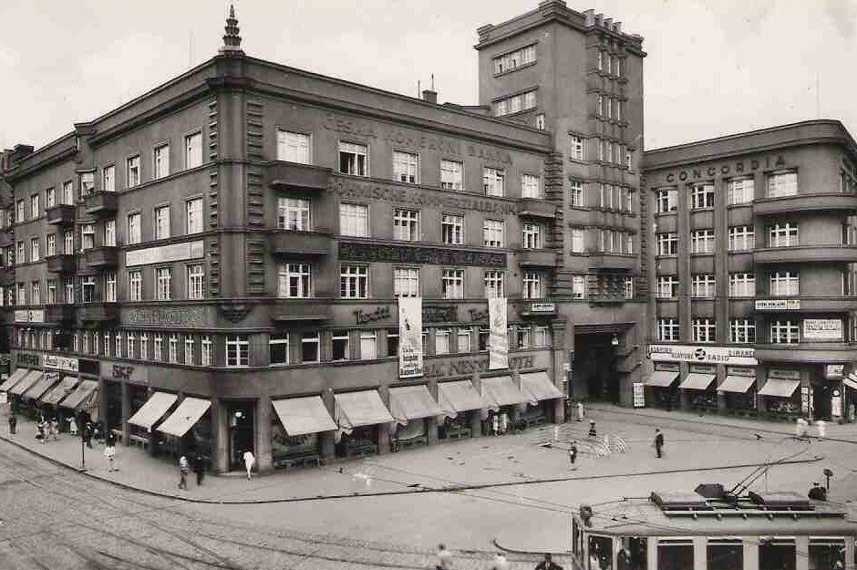Ostrava Nesselroth passage