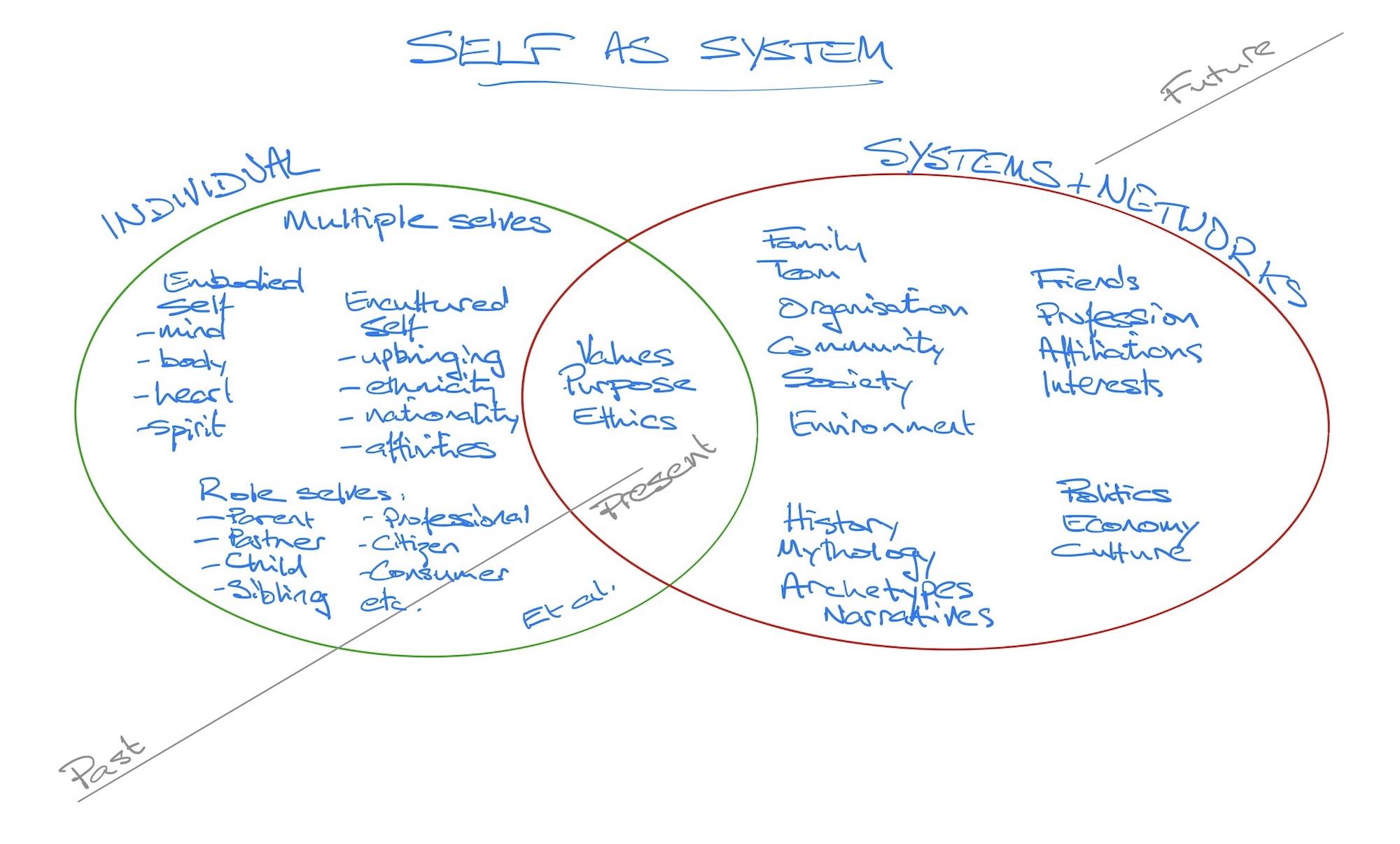Self as system
